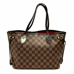 Louis Vuitton Neverfulle Pm N51109 Damier Women And039s Handbag Previously No.1829