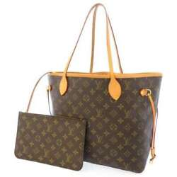 Sale Louis Vuitton Tote Bag Monogram Neverfulle Mm With Pouch M40995 No.1840