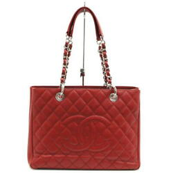Gst Caviar Skin Chain Tote A50995 1703 2013 About Red Bag No.9273