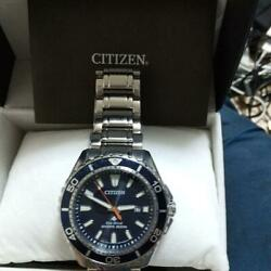 Authentic Citizen Diver 200 Free Shipping No.8939