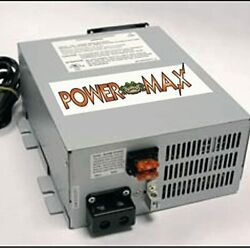 Powermax 110 Volt Ac To 12 Volt Dc Power Supply Converter Charger For Rv Pm3-...