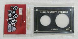 Capital Coin Holder 20th Century Walkers 50 Years 345ws Black New In Package