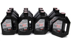 Maxima Racing Oils Motor Oil - Proplus - 10w40 - Synthetic - 1 Qt - Set Of 12