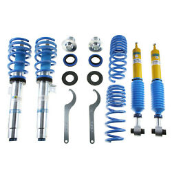 Bilstein B16 Pss10 12-13 Bmw 328i 2.0l And 3.0l/335i 3.0l Front And Rear