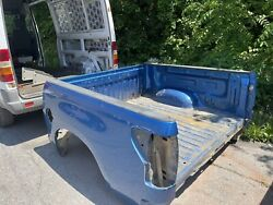 2007-2013 Toyota Tundra Truck Bed Box 55 Blue Pick Up Only