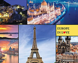 Ny Exclusive Press-europe In Love Hbook New
