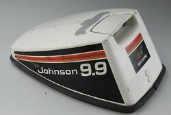 386822 0386822 Johnson Evinrude 1975 Top Hood Cowl Cowling Cover 9.9 Hp
