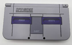 And039newand039 Nintendo 3ds Xl Super Nintendo Edition Snes Tested - Missing Stylus
