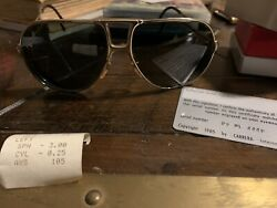 Rare W/ Papers Vintage Boeing Collection By Carrera 5700 Austria Aviator Frames