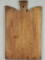 Antique French Cutting Board - Beech-wood 10¼ X 16½