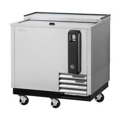 Turbo Air - Tbc-36sd-n6 - 36 In Stainless Steel Bottle Cooler
