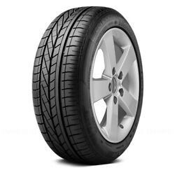 Goodyear Set Of 4 Tires 245/45r19 Y Excellence Rof Run Flat Performance