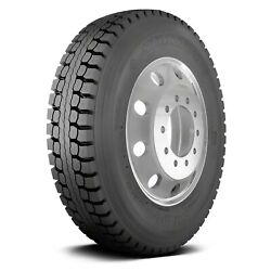 Sumitomo Set Of 4 Tires 295/75r22.5 L St908 All Season / Commercial Hd