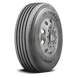 Ironman Set Of 4 Tires 295/75r22.5 L I-502 All Season / Commercial Hd