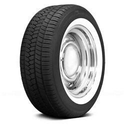 Coker Set Of 4 Tires P235/60r16 H American Classic 2 1/8 Inch Whitewall