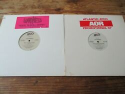 Loudness Lot Of 2 Promo Vinly 12 Singles Record Album Rock 'n Roll Gypsy