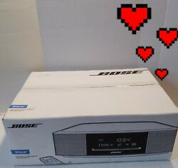 📀new Open Box Bose Wave Music System Iv With Remote Cd Player And Am/fm Radio