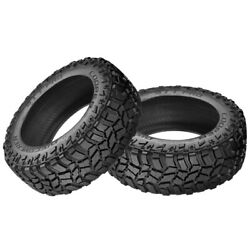 2 X New Cooper Discoverer Stt Pro 37/13.5/22 123q Off-road Traction Tire