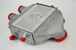 Csf Fits 2014+ Bmw M3/m4 F8x Top Mount Charge-air-cooler - Raw Finish