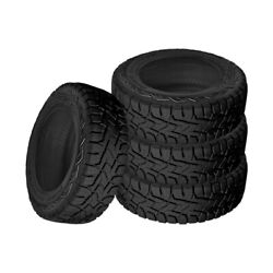 4 X New Toyo Open Country R/t 37x13.50r24 124q Tires