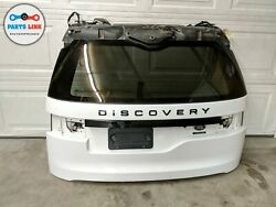 17-19 Land Rover Discovery 5 L462 Hse Rear Trunk Tail Lift Gate Hatch Deck Glass