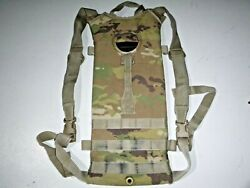 Usgi Ocp Multicam Molle Ii Hydration System Carrier Pack Only Good Used