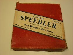Early 1900's Lydon Speedler Carburetor Intake Antique Automobile Ford Model A T