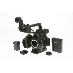 Canon Eos C100 Mark Ii Cinema Camcorder With Dual Pixel Cmos Af Feature Upgrade