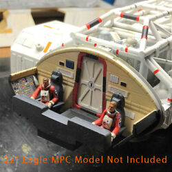 Space1999 Eagle Transporter Cockpit Interior For The 22 Mpc Model Kit