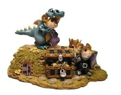 Wee Forest Folk Special The Dragon Slayer Sold Out