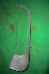 1969 Mustang Coupe / Grande Back Glass Molding Rh