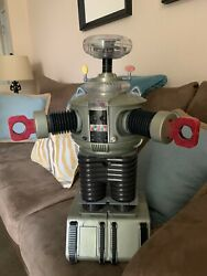 2-ft Lost In Space Robot Trendmasters 1998 Remote Control No Box