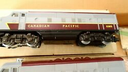 Lionel 6-1350 Canadian Pacific 1972 Service Station Special Set