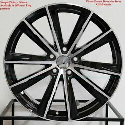 4 Wheels For 18 Inch C Class 250 300 350 Cl63 Ml 250 320 350 2008-2018 Rims