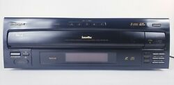 Pioneer Cld-m301 Ld Laserdisc Cdv 5-disc Cd Player Multi-play No Remote Untested