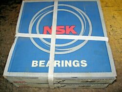 Set Of 2 Nsk 7936a5trdulp4 Super Precision Angular Contact Ball Spindle Bearing