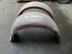 1928 1929 Ford Model A Rear Fenders Coupe Pickup Roadster Sport Cabriolet 29 28