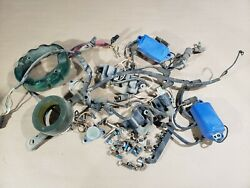 Early 1980and039s Evinrude Johnson V4 Complete Ignition System