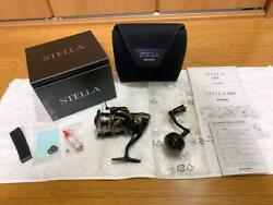 Stella Sw 4000hg New Fishing Goods Collection Shimano Reel Unused 13