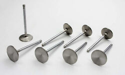 Manley Performance Products Sbc P/f 2.080 Intake Valves 8mm Afr Heads 12338-8
