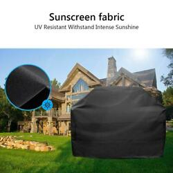 Extra Large Bbq Cover Waterproof Garden Heavy Duty Barbecue Protector New L6u6