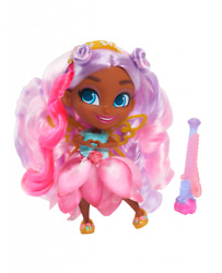 Hairdorables Doll Willow Flower- Series 3 - Dance Party - New