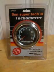 Nos Sun Super Tach Ii New In Package Cp7901 Never Used Muscle Car Hot Rod