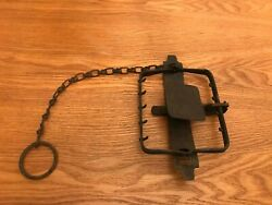 Blake And Lamb 4 Dus Oneida Newhouse Vintage Antique Trap Adv For Wolf Lynx Etc.