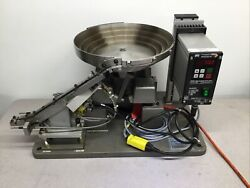 Fortville Feeders 20645-1 Vibratory Bowl Parts Feeder 14 Bowl W/ Controller