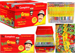The Red Green Show Complete Series Dvd, 50-disc, 300 Episodes + Specials Usa
