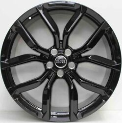 4x New Svr 22 Range Rover Sports Rims Supercharged Continental Tyres Discovery