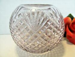 Antique Adam's And Co Glass Bowl Pineapple Fan 1891 Kt6250