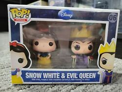 Funko Pop Minis Snow White And Evil Queen