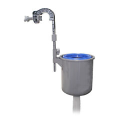 Pool Surface Skimmer Automatic Cleaning Basket Floating Leaves